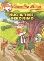Cover for Hug a Tree, Geronimo