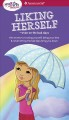 Cover for Liking herself--even on the bad days: the secrets to trusting yourself, bei...