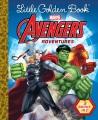 Cover for Avengers Little Golden Book Favorites