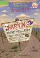 Cover for Where Is Area 51?