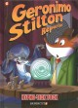 Cover for Geronimo Stilton, reporter. #8, Hypno tick-tock
