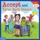 Cover for Accept and value each person