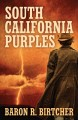 Cover for South California purples