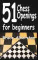 Cover for 51 chess openings for beginners