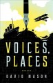 Cover for Voices, Places: Essays