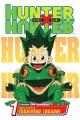 Cover for Hunter x hunter. Vol. 1