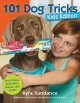 Cover for 101 dog tricks: kids edition: fun & easy activities, games, and crafts