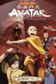 Cover for Avatar: the last airbender.