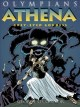 Cover for Athena: grey-eyed goddess