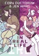 Cover for In real life