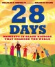Cover for 28 days: moments in Black history that changed the world
