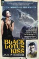 Cover for Black lotus kiss: a Brimstone files novel