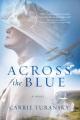Cover for Across the blue: a novel