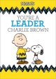 Cover for You're a Leader, Charlie Brown