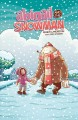 Cover for Abigail and the snowman