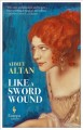 Cover for Like a sword wound