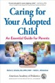 Cover for Caring for your adopted child: an essential guide for parents