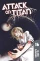 Cover for Attack on Titan. 16