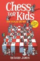 Cover for Chess for kids: how to play and win