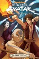 Cover for Avatar: the last airbender. The search. Part three