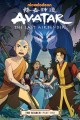 Cover for Avatar, the last airbender: the search. Part two