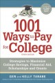 Cover for 1001 ways to pay for college: strategies to maximize college savings, finac...