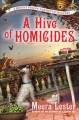 Cover for A hive of homicides