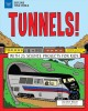 Cover for Tunnels: with 25 great projects for kids