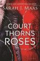 Cover for A court of thorns and roses