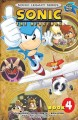 Cover for Sonic the Hedgehog. Book 4.