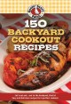 Cover for 150 backyard cookout recipes.