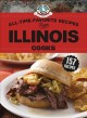 Cover for All-time-favorite recipes from Illinois cooks