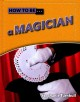 Cover for A magician