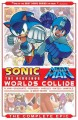 Cover for Sonic the Hedgehog Mega Man. Worlds collide: the complete epic