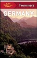 Cover for Frommer's Germany
