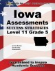 Cover for Iowa Assessments success strategies, Level 11 Grade 5: IA test review for t...