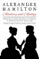 Cover for Adultery and apology: observations on certain documents in the history of t...