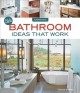 Cover for All new bathroom ideas that work