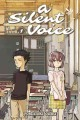 Cover for A silent voice. Volume 1
