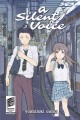 Cover for A silent voice. Volume 3