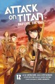 Cover for Attack on Titan - Before the Fall 12
