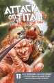Cover for Attack on Titan - Before the Fall 13