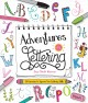 Cover for Adventures in lettering: 40 exercises to improve your lettering skills
