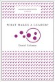 Cover for What makes a leader?