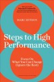 Cover for 8 steps to high performance: focus on what you can change (ignore the rest)