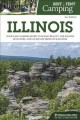 Cover for Best tent camping, Illinois: your car-camping guide to scenic beauty, the s...