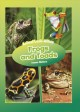 Cover for Frogs and Toads