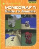 Cover for Minecraft: guide to animals