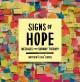 Cover for Signs of Hope: Messages from Subway Therapy