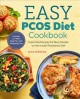 Cover for Easy PCOS diet cookbook: fuss-free recipes for busy people on the insulin r...